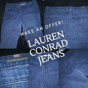 Lauren Conrad JEANS size 14